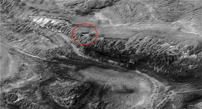 Cuộc sống số - Phát hiện 'cơ sở bí mật' của người ngoài hành tinh trên sao Hỏa
