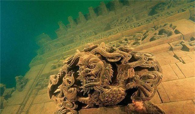 Thành phố cổ đại dưới đáy hồ suốt nghìn năm còn vẹn nguyên - 4
