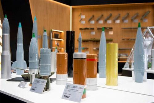 Các loại đạn pháo tăng tiên tiến sẽ được Nga giới thiệu tại Triển lãm quân sự Army 2019