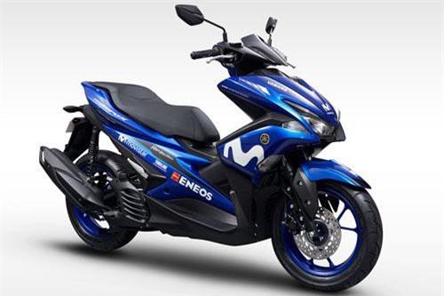 10. Yamaha Aerox (Yamaha NVX) 2019 (giá: 3.295 euro).