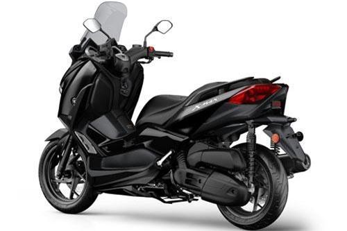 3. Yamaha X-Max 125 Iron Max 2019 (giá: 5.199 euro).