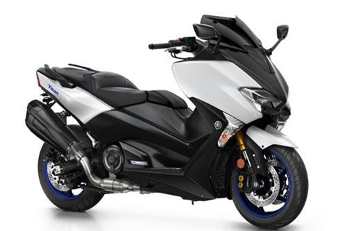 5. Yamaha Tmax SX Sport 2019 (giá: 13.399 euro).