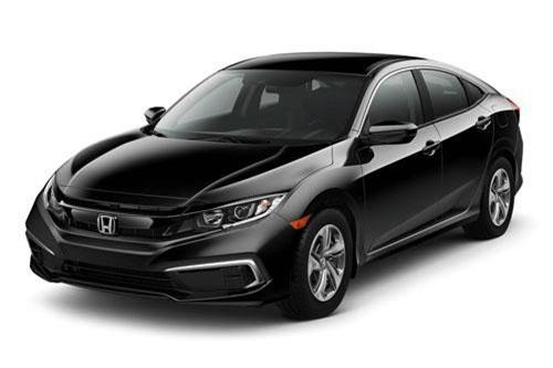 6. Honda Civic (doanh số: 29.751 chiếc).