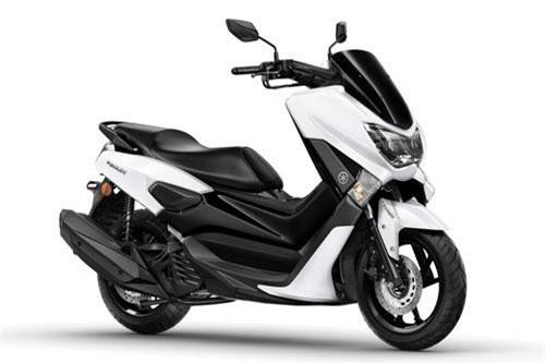8. Yamaha Nmax 125 2019 (giá: 3.199 euro).