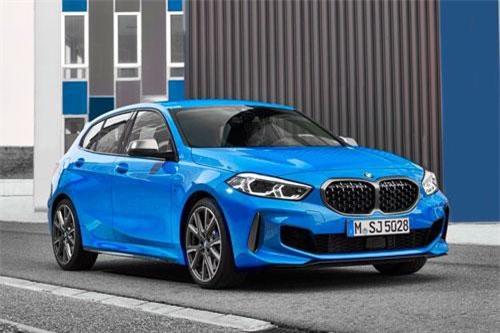 9. BMW 1 Series (doanh số: 4.465 chiếc).