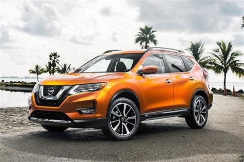 9. Nissan Rogue (doanh số: 28.694 chiếc).