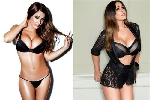 Lucy Pinder.