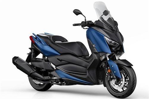 Yamaha X-Max 400 2019 (giá: 6.999 euro).