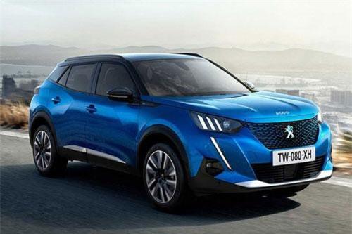 Peugeot 2008 2020.