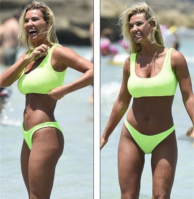 Christine McGuinness cuốn hút với bikini sành điệu - 3