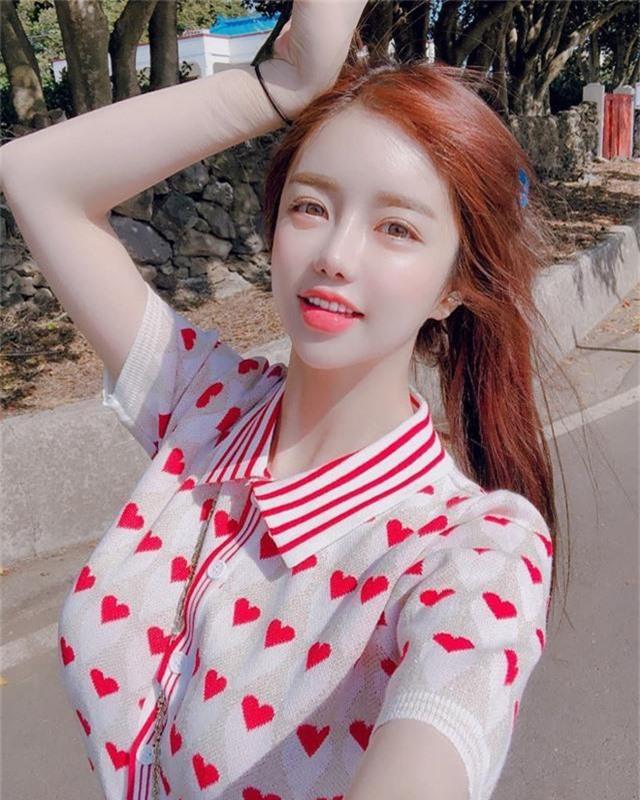 Ngắm vẻ nóng bỏng của hot girl Hàn Quốc bị phát tán clip nóng trong group kín - Ảnh 3.