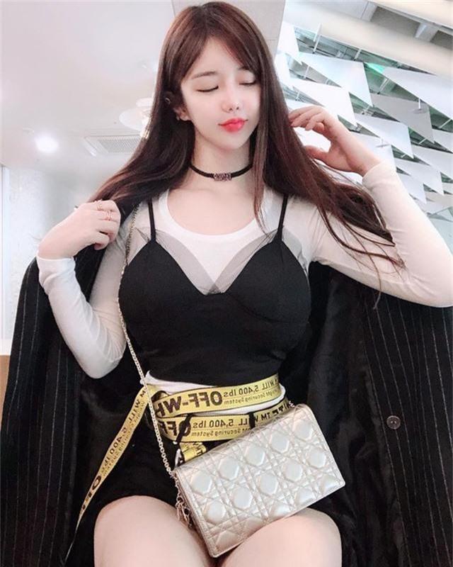 Ngắm vẻ nóng bỏng của hot girl Hàn Quốc bị phát tán clip nóng trong group kín - Ảnh 6.
