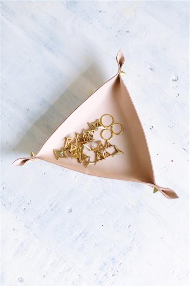 Những món đồ handmade được làm từ da khiến bạn muốn thử làm ngay tức thì - Ảnh 14.