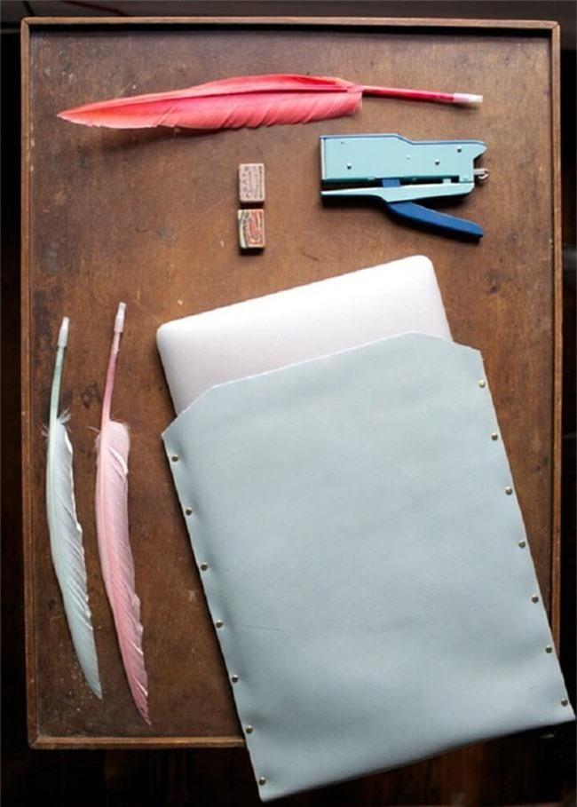 Những món đồ handmade được làm từ da khiến bạn muốn thử làm ngay tức thì - Ảnh 8.