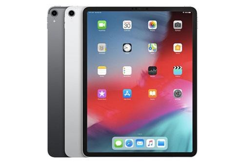 iPad Pro 11 inch 2018.