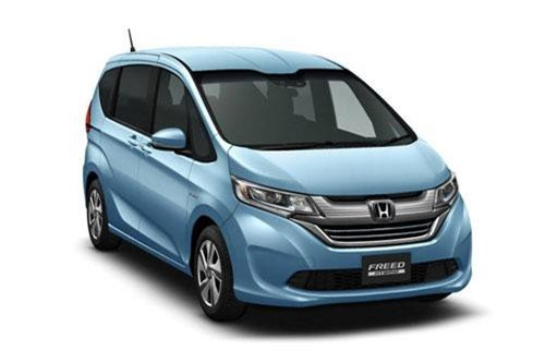 10. Honda Freed (doanh số: 7.869 chiếc).