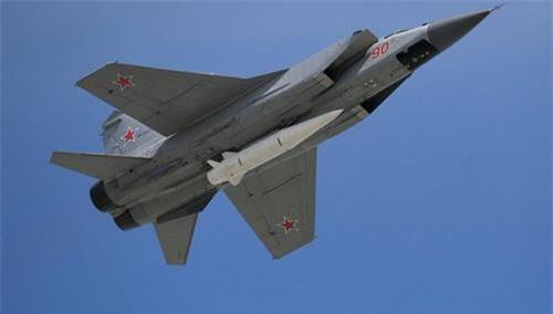 Kh-47M2 Kinzhal của Nga yêu cầu điều kiện phóng rất ngặt nghèo để đạt tới tham số lý tưởng. Ảnh: TASS.