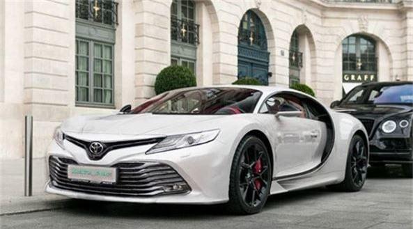 Kỳ lạ Bugatti Chiron