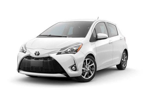 9. Toyota Vitz (doanh số: 7.974 chiếc).