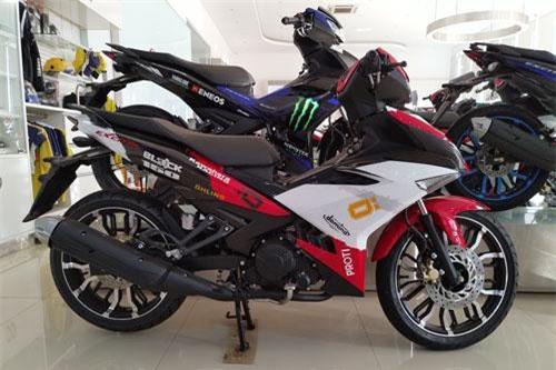 Yamaha Exciter 150. Ảnh: Ngọc Hân.