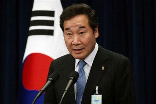 Thủ tướng Hàn Quốc Lee Nak-yo. Ảnh: Korea Times.