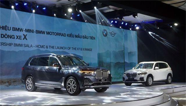 BMW, MINI và BMW Motorrad giờ đây có xu hướng hợp nhất trong một tổ hợp duy nhất tại Việt Nam.