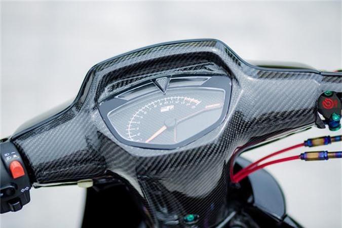 Honda Wave 110 voi goi do gan 200 trieu cua biker Ha Noi-Hinh-4