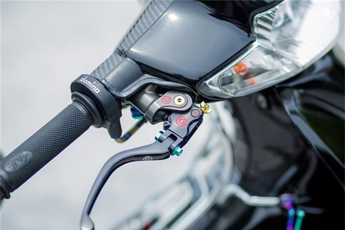 Honda Wave 110 voi goi do gan 200 trieu cua biker Ha Noi-Hinh-5