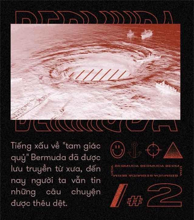 Lịch sử dài những điều bí ẩn của tam giác quỷ Bermuda - Ảnh 2.