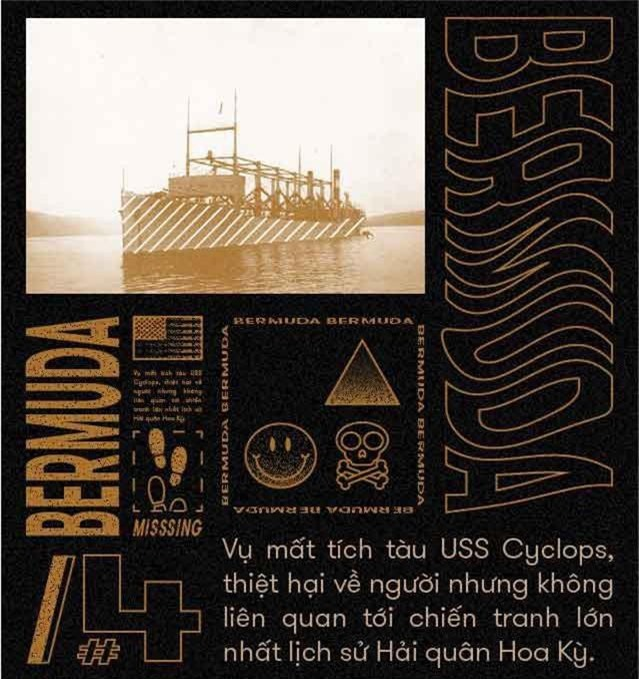 Lịch sử dài những điều bí ẩn của tam giác quỷ Bermuda - Ảnh 6.