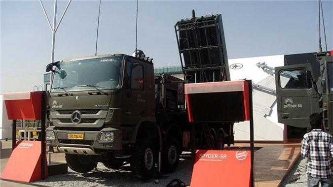 Thay Viet Nam mua ten lua Spyder, Philippines cung thich thu!-Hinh-2