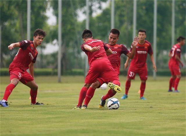 Tiền vệ Việt kiều Martin Lo quyết ghi điểm với HLV Park Hang Seo - 7