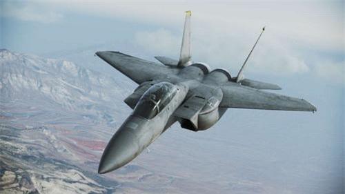 Tiêm kích đa năng F-15SE Silent Eagle của Mỹ. Ảnh: Bộ Quốc phòng Mỹ.