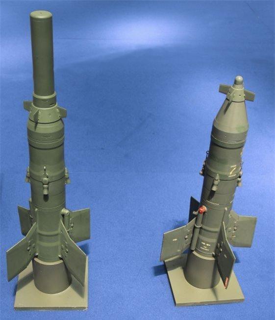 Hai phiên bản tên lửa Malyutka của Serbia. Nguồn ảnh: Jane's