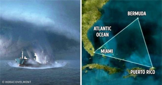 Bí ẩn lớn nhất thời đại - Tam giác quỷ Bermuda cuối cùng đã có lời giải - Ảnh 1.
