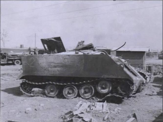 "Kinh hoang ""nghia dia"" xe thiet giap M113 trong Chien tranh Viet Nam-Hinh-3"