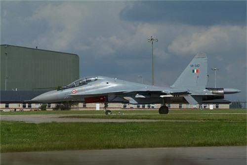 Tro treu: An Do tu san xuat Su-30MKI con dat hon mua cua Nga-Hinh-6