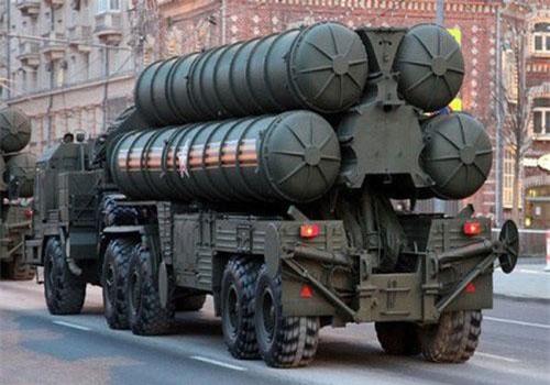 Nga mới đây đã bắt đầu sản xuất hệ thống phòng không hiện đại S-500. Ảnh minh họa: Reuters