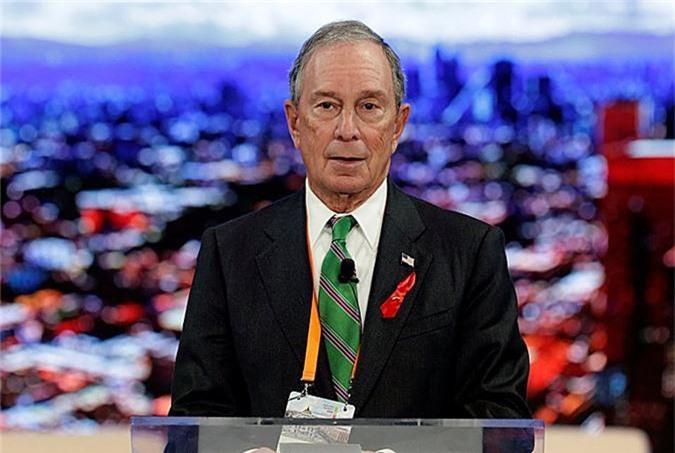 Michael Bloomberg.Ảnh: