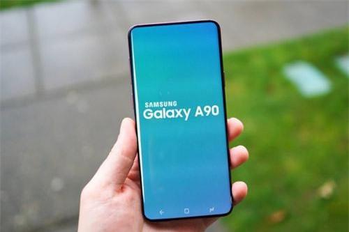 Samsung Galaxy A90 5G.
