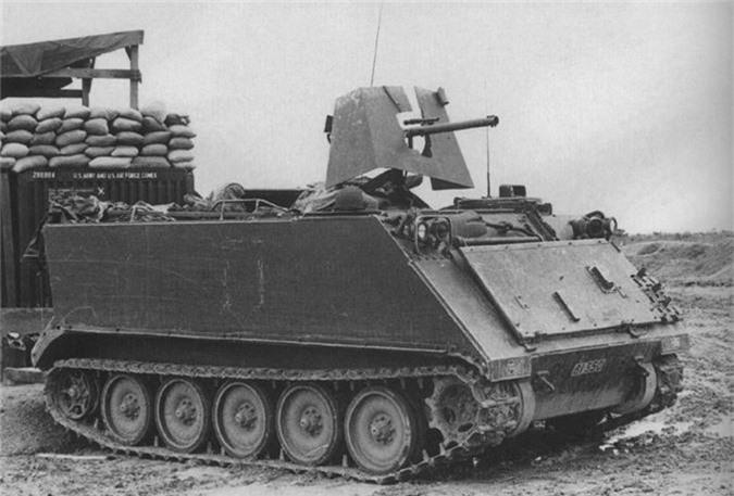 So Quan Giai phong, linh My lap voi thu nay len M113-Hinh-3