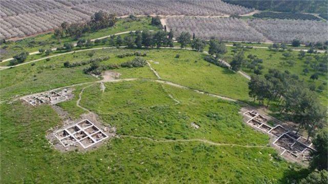 Thị trấn bí ẩn trong Kinh thánh Ziklag bất ngờ được phát hiện - 1