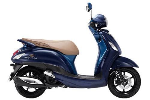 Yamaha Grande Hybrid phiên bản giới hạn.