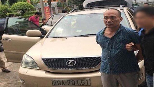 Khởi tố Tổng giám đốc đi xe Lexus nghi trộm cắp tài sản - 1