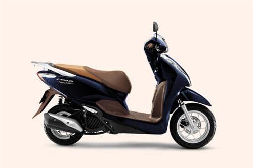 Honda Lead 2019. Ảnh: Honda Việt Nam.