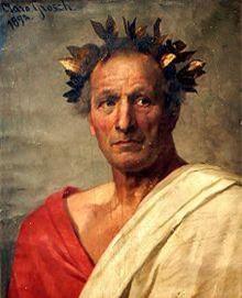 Danh tướng Julius Caesar được người đời nhớ đến là nhà quân sự, chính trị gia lỗi lạc nhất trong lịch sử La Mã cổ đại.
