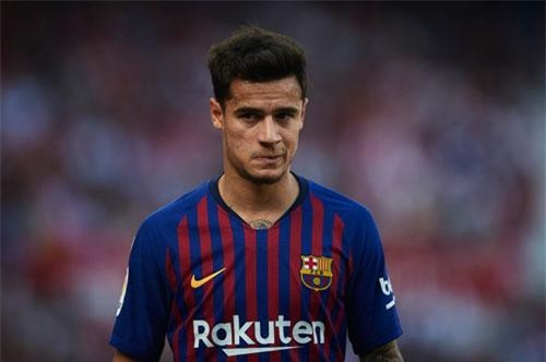 Philippe Coutinho.