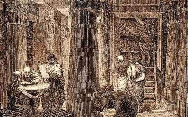 """Vi sao Julius Caesar ca gan thieu rui """"kho tang kien thuc"""" nhan loai?-Hinh-4"""