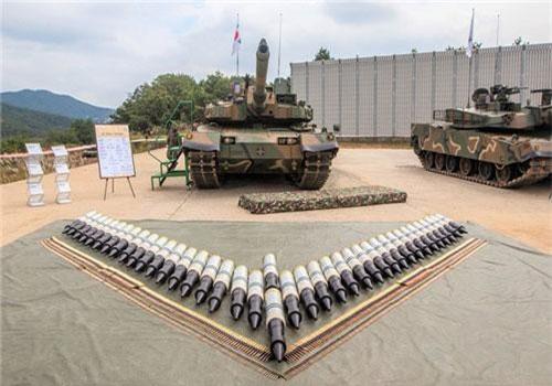 Cơ số đạn chiến đấu của K2. Ảnh: kratko-news.com