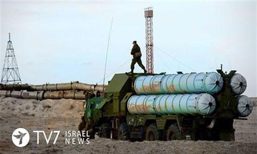 Tổ hợp phòng không tầm xa S-300PM của Syria đã bị tiêm kích Israel chế áp hoàn toàn
